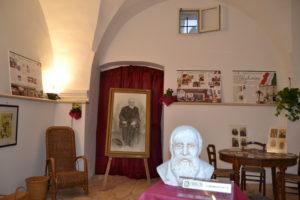 Sacrimmagini presso la casa natale del Beato Bartolo Longo