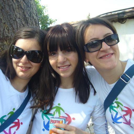 Annalisa, Andreina, Francesca
