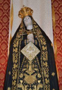 Chiesa dell'Immacolata - Madonna Addolorata