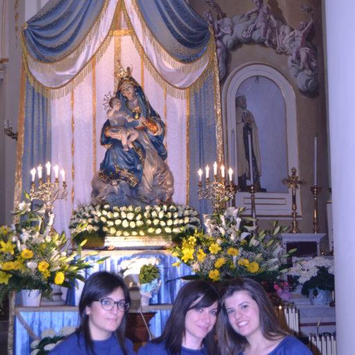 Maria, Daniela, Michela