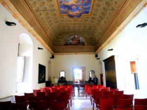 Castello - salone Flora