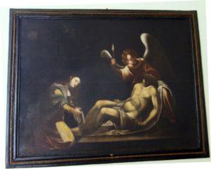 Quadreria Imperiali - Cristo morto