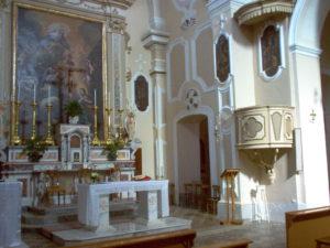 Chiesa di Sant'Antonio di Padova - altare maggiore