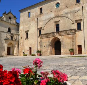 Castello con chiesa del'Immacolata