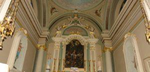 Chiesa Santa Maria della neve - cappelllone