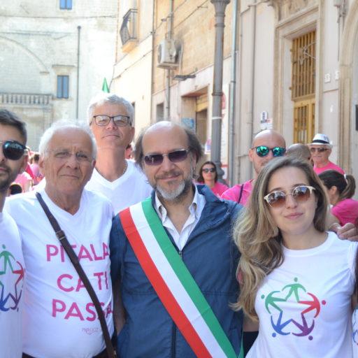 Gianmarco, Cosimo, Salvatore, Mino, Daniela, Serena