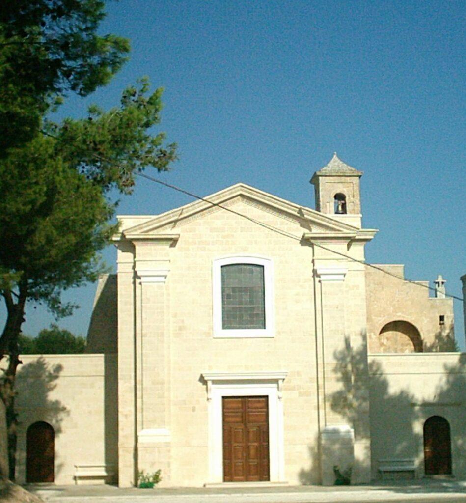 Chiesa extraurbana San Francesco alla Sardedda