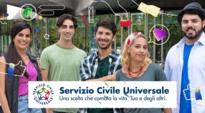 PROROGATA LA SCADENZA DEL BANDO SERVIZIO CIVILE UNIVERSALE SCU2019
