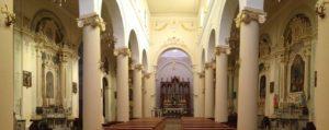 Chiesa Santa Maria della neve - navata centrale