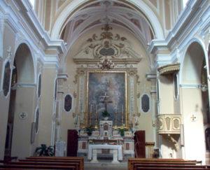 Chiesa san'Antonio interno