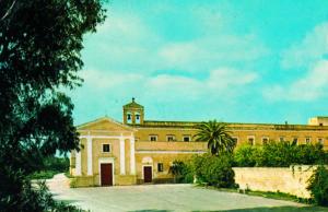 Santuario di Cotrino - Chiesa antica