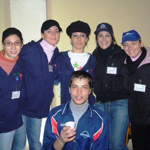 Vincenzo, Marinella, Simona, Angela, Martina, Silvia