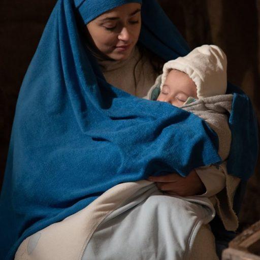 Maria con Gesù Bambino