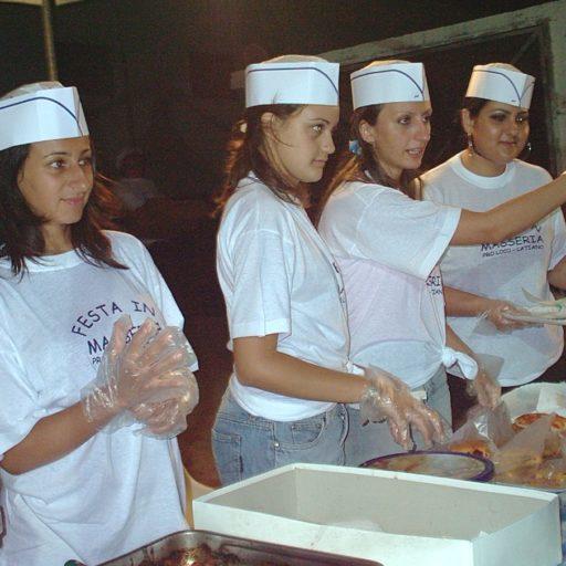Paola, Miriam, Daniela, Roberta