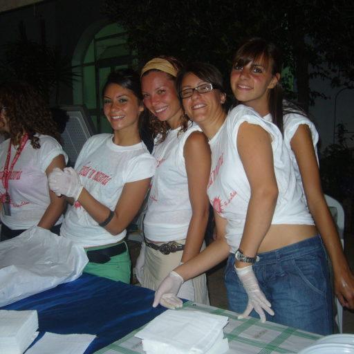 Veronica, Miriam, Francesca, Andreina